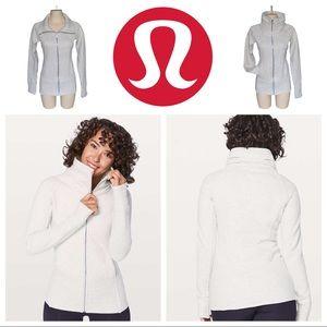 Lululemon Like New Radiant Jacket II Zip Up